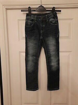 Boys 7/8yrs Jeans Blue French