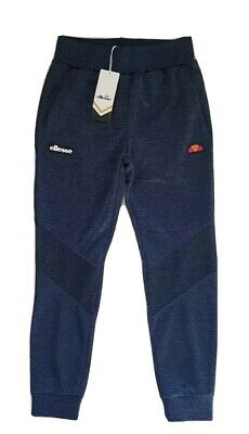 Ellesse Sweatpants Joggers Blue Size Youth M (26) New With Tags Rrp £60