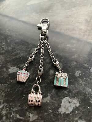 BNWT Bombay Duck Charm Keyring Clip Only (add Any Charm For Reduced £ Of £2 )
