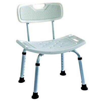 Elite Care Shower Bath Seat With Back
