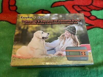 EASYPET EP-8000 Pet Containment System