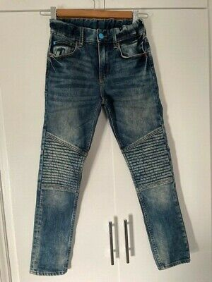 H&M Denim boys 9-10 year skinny fit jeans
