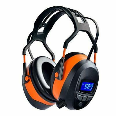 Gardtech Ear Defenders, Noise Cancelling Headphones with Bluetooth MP3 FM Radio