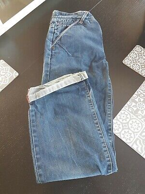 Next Boys Age 11 Demin Blue Jeans