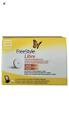 Freestyle Libre Glucose Sensor Brand New Sealed Box