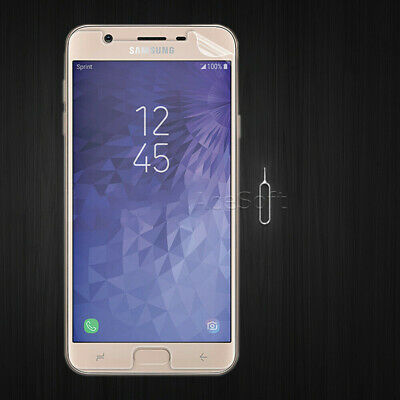 Tempered Glass Screen Protector Film for Samsung Galaxy J7 Top SM-J737T Premium
