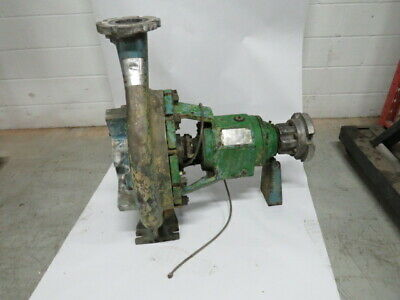 "Generic 39588 Centrifugal Pump Assembly Size 8x4x17 Inch Inlet 8-3/4"" USED"