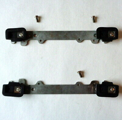 USED Antique Manual Typewriter PARTS ONLY Feet Legs Base Pad LC SMITH for Repair