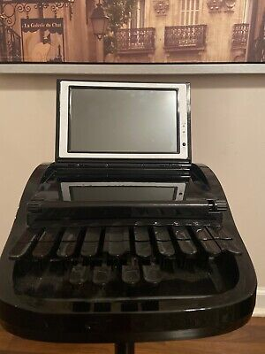Blaze Stenograph Machine With Monitor