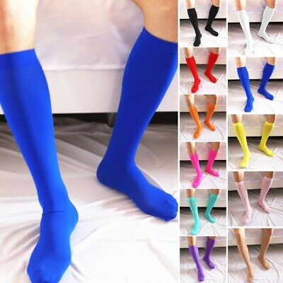 Men's Socks Breathable Socks Stockings Football Hosiery Soccer Seamless