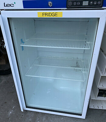 LEC Medical Under Counter Fridge With Lock And Key PG507
