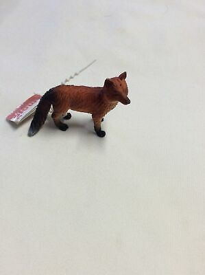 Mojo Miniature Red Fox 3 Inch New With Tag
