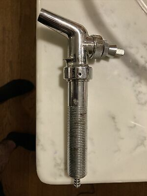 Perlick 630SS Stainless Steel Draft Beer Faucet for home brew kegs!
