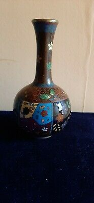 Beautiful Chinese cloisonné vase