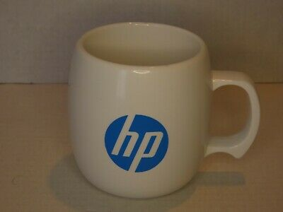 HP Quickpoint Natural Corn Product Hewlett Packard Coffee Mug Eco Friendly USA