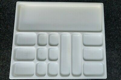 Dental Surgery Drawer Inserts in very good condition -Job lot of 4 -