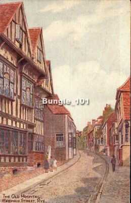 [51177] Rye Sussex early postcard
