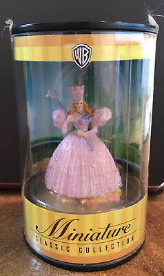 Warner Brother Miniature Classic Collection ~ Glinda the Good Witch ~ NIB