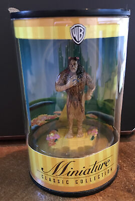 Warner Brother Miniature Classic Collection ~ The Cowardly Lion ~ NIB