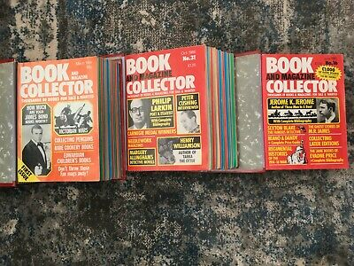 book and magazine collector bound copies #1-49 very good condition