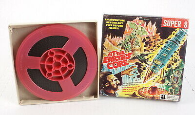 At The Earth's Core Super 8mm Movie - Ken Films #326 with Box