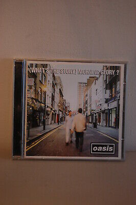 Whats The Story) Morning Glory - Oasis CD
