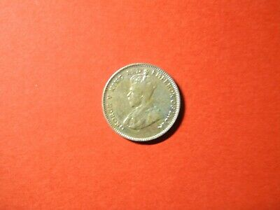 Sts86  - Straits Settlements - 10  Cents - 1927 - Silver