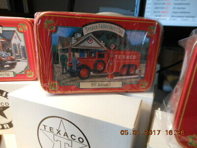 Texaco Collector's Club 1930 Diamond T Fuel Truck By Ertle