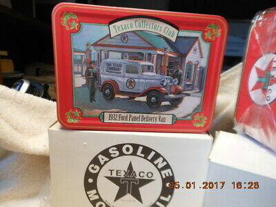 Texaco Collector's Club 1932 Ford Panel Delivery Van By Ertle