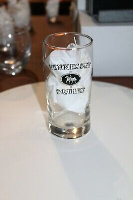 Tennessee Squire Gift - Squire Toast Glass - easy-walking horse