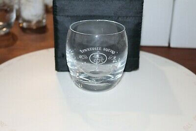 Etched Tennessee Squire Glass