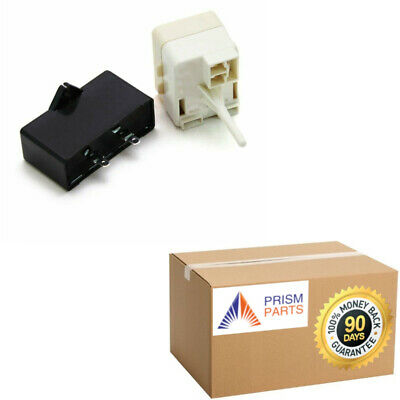 For Admiral Refrigerator Start Relay Run Capacitor Device # PP4877875AD260