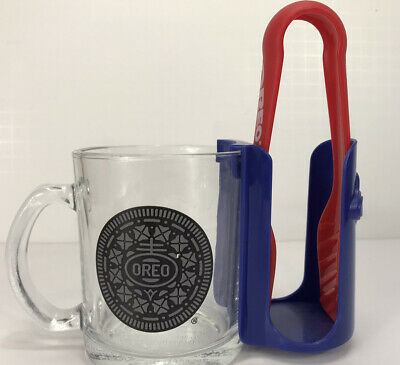 Official Oreo Cookie Holder And Dunker Set Glass 15 99 Picclick