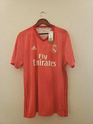 BRAND NEW ADIDAS Real Madrid 2018/2019 Pre-Match Jersey DP2920 ...