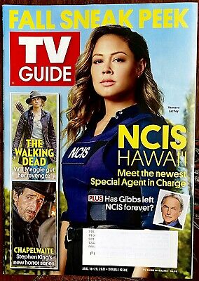 Supernatural TV Guide Magazine Covers to Hit Newsstands
