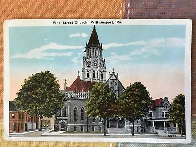 Pine Street Church, Williamsport, Pennsylvania