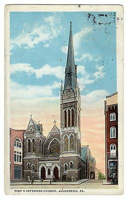 Zion's Reformed Church, Allentown, Pennsylvania