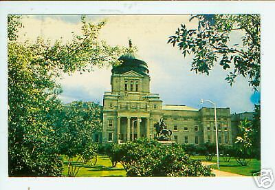 Montana State Capitol Helena MT Lewis and Clark PC