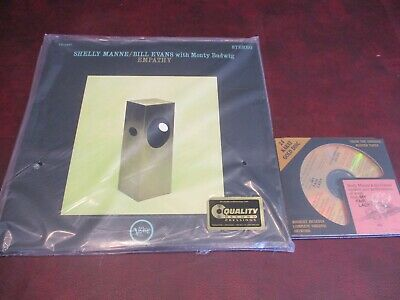Shelly Manne Poll Winners Kessel Brown + 234 + Empathy W/ Bill Evans 45 Lps +24K