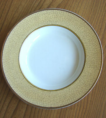 Booths Rimmed Bowl - CEYLON IVORY (Old Ivory) - CREAM