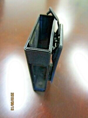 New Minitor II Housing with clip. Black