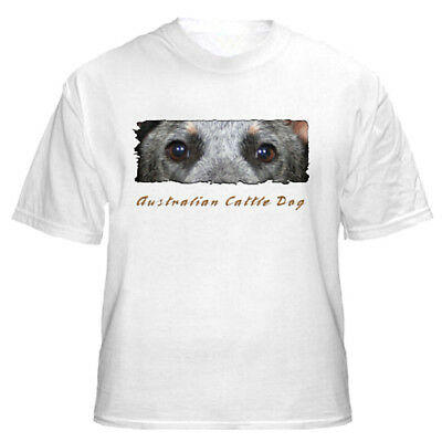 "Australian Cattle Dog  # 1   ""The Eyes Have It""    T shirt"