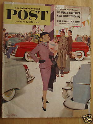 The Saturday Evening Post  January 5, 1952