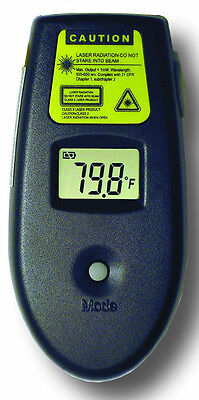 INFRARED THERMOMETER with LASER IRT203