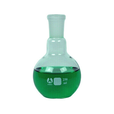 24/40 FLAT BOTTOM BOILING FLASK 250 mL
