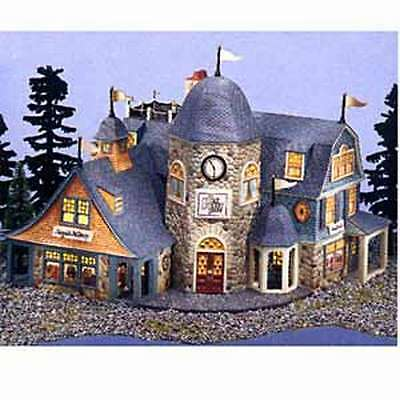 Dept 56 Season's Bay Bay Street Shops NIB #53301