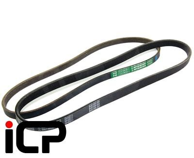 Gates A//C Air Con Aux Belt Fits Subaru Impreza UK Turbo 2000 93-00