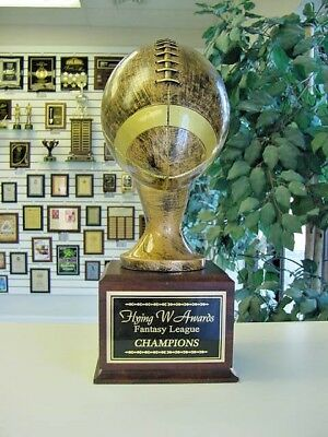 Fantasy Football 24 Year Perpetual Trophy Awesome!
