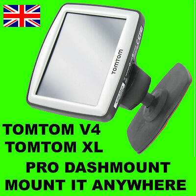 Tomtom One V4 / XL V2 Car Mount and Charger Dashboard