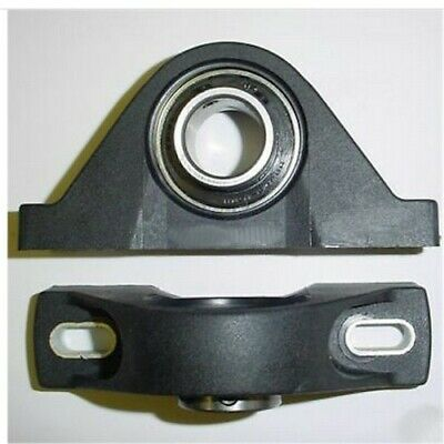 "1 Pair 1"" Pillow Block Bearings UCP205-16N  NYLON HOUSING"